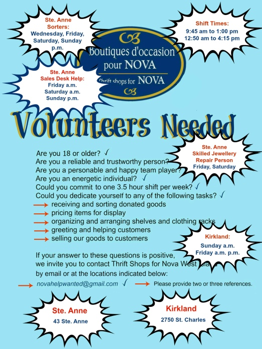 corrected volunteers wanted